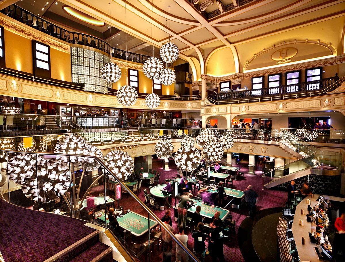 casino on london