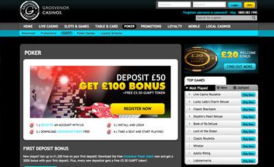 Grosvenor casino leicester poker tournaments