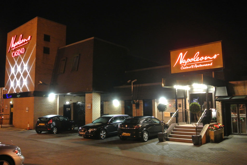 Casino Leeds | Grosvenor Casino Leeds Westgate