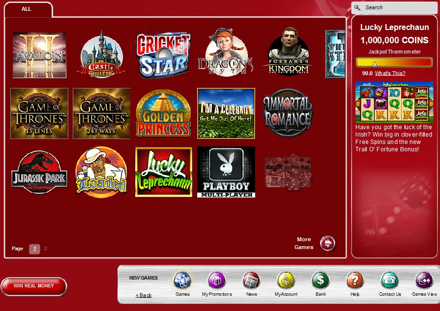 casino online red32